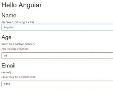 angular pattern validation message angular material design form validator angular script