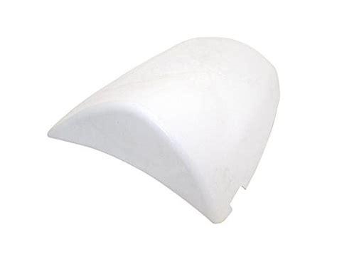 Couling Upp Zx636 White copri carena sedile passeggero bianco kawasaki z1000 03 04 zx636 r 03 04
