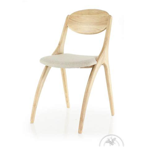 chaise bois scandinave chaise design scandinave bois naturel orsay saulaie