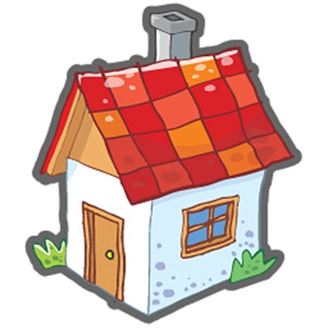 tiny house cartoon small house icon png clipart image iconbug com
