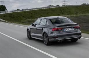 Audi S3 Saloon 2016 Audi S3 Saloon Review Review Autocar