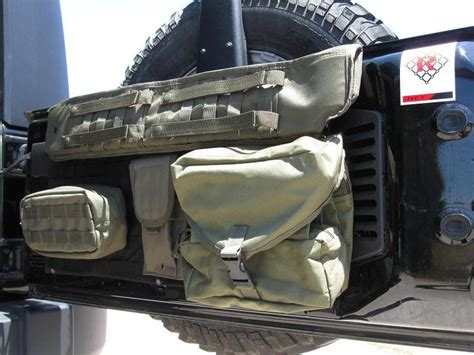 Tactical Jeep Accessories Tactical Accessories For Jeeps Tmm Tailgate Maximizer