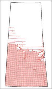 how much land in a section isc measuring land in saskatchewan