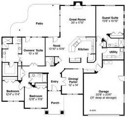 4 Bedroom Ranch Floor Plans ranch floor plans with 4 bedrooms likewise 4 bedroom ranch house plans