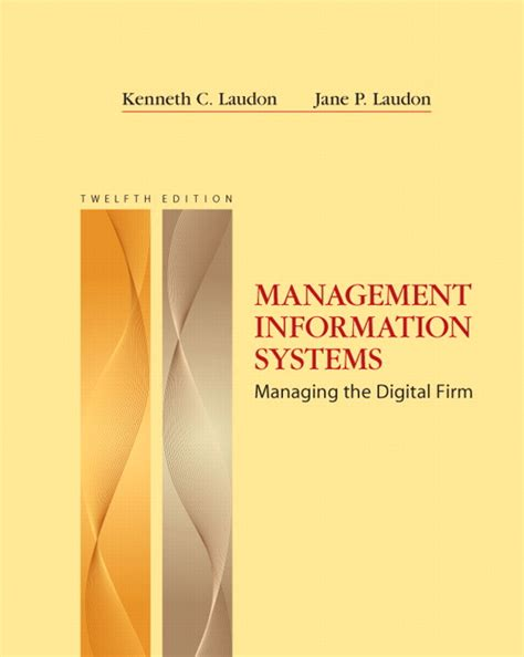 information security of digital assets books laudon laudon management information systems pearson