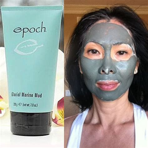 Masker Lumpur Epoch Nu Skin 15 best epoch glacial marine mud images on