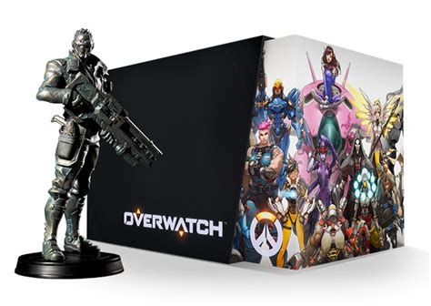 Sale Xbox One Overwatch Collector S Edition overwatch collector s edition for pc gamestop