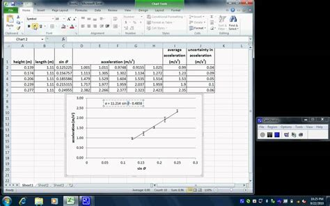 Spreadsheet Data Analysis by Data Analysis With Excel