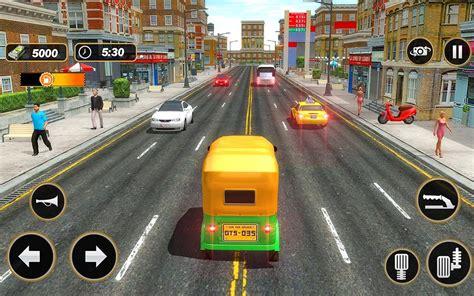 android icin sehir tuk tuk otomatik rickshaw sueruecue  sim