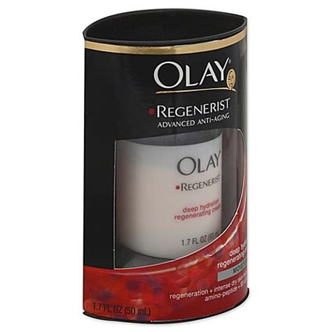 Olay Regenerist Revitalising Hydration olay 174 1 7 regenerist hydration regenerating bed bath beyond