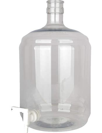 damigiana con rubinetto damigiana da 12 litri in polietilene con rubinetto hopt it