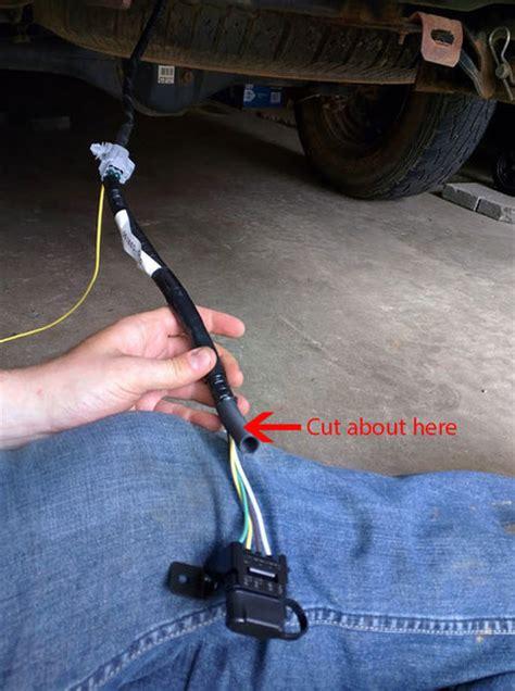 toyota tacoma  pin trailer wiring diagram wiring diagram
