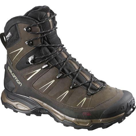 salomon boots mens salomon x ultra winter cs wp boot s backcountry