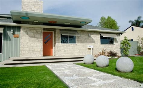 Eichler Style Homes 100 landscaping ideas for front yards and backyards