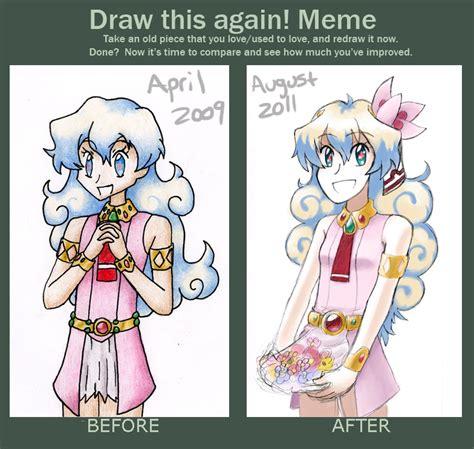 Draw It Again Meme - draw it again meme by quilofire on deviantart
