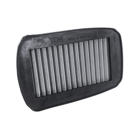 Tdr Filter tdr high performance stainless air filter xabre r15