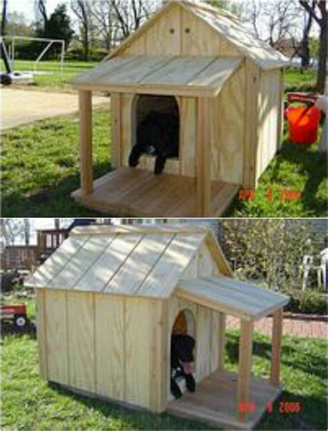 home made dog houses 15 brilliant diy dog houses with free plans for your furry companion diy crafts
