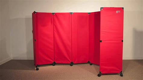 mp10 economical portable room divider by versare youtube