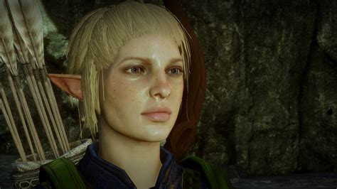 can you change your hair on age inquisition 5 reasons sera is the best character in dragon age