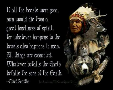 Chief Seattle Essay by Chief Seattle Seattle American Indians And American Indians