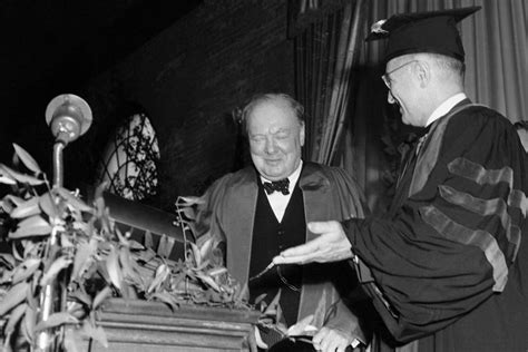 what was the iron curtain speech about iron curtain speech by winston churchill