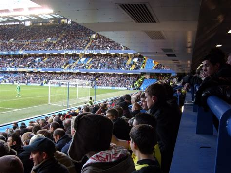 The Shed West End chelsea stamford bridge dan and the 92