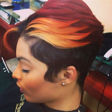 black hairstyles 2014 atl short hairstyles for black women in atlanta hollywood