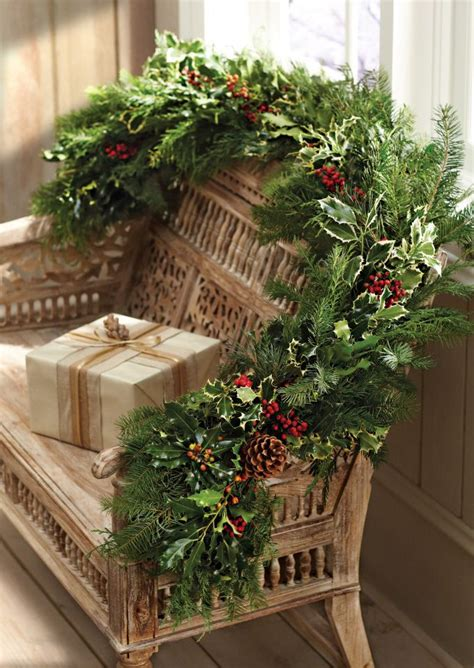 garland ideas christmas garland christmas decor ideas pinterest