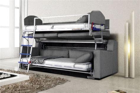 sofa cama litera de dos camas francisco