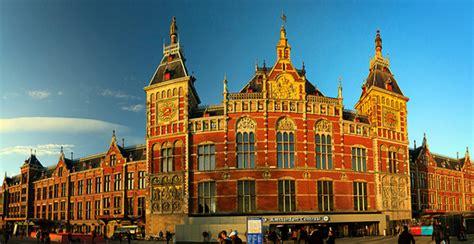 London to Amsterdam trains | Loco2