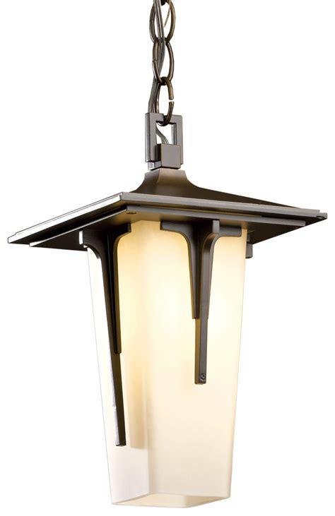 Modern Outdoor Pendant Lighting Fixtures Hubbardton Forge 365705 Modern Prairie Outdoor Pendant Light Hf 365705