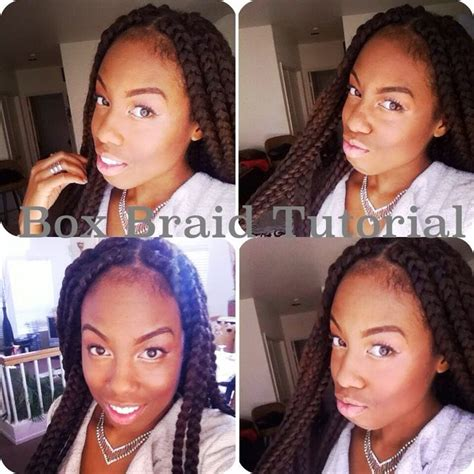 ideas  box braids tutorial  pinterest   box braid lanyard crafts