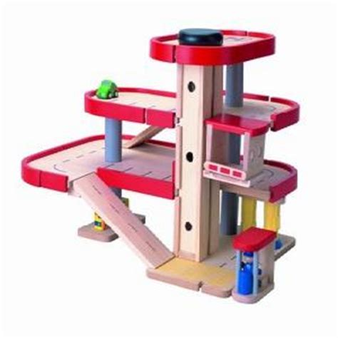 Plan Toys Garage by Plan Toys Parking Garage Buy Toys From The Adventure