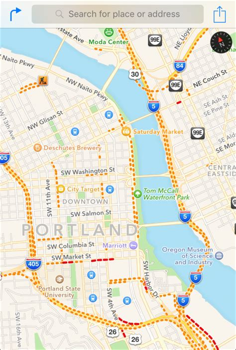 apple maps the new apple maps vs google maps which is right for you