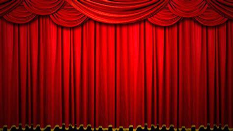 curtain drop hd freefootage 無料素材 赤いカーテン 緞帳 drop curtain youtube