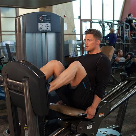 seated leg press machine workout seated leg press exercise guide and
