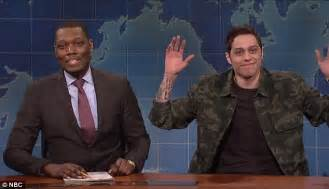 8 Ways Snl Has Downhill by Pete Davidson Jokes About Sober As He Returns To Snl