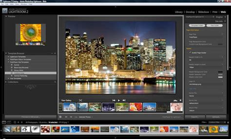 fotoplayer for lightroom