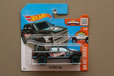 Sale Hotwheels Wheels 15 Ford F 150 wheels 2016 hw trucks 15 ford f 150 black