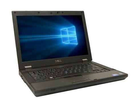 Laptop Dell Latitude E5410 Baru Dell Latitude E5410 Laptop Intel I3 4gb 250gb Windows 10 Wifi Ebay