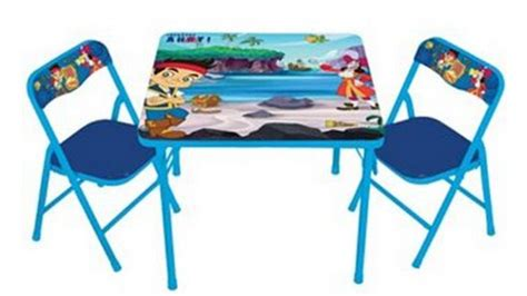 Jake The Pirate Chair by Disney Jake And The Never Land Erasable Activity