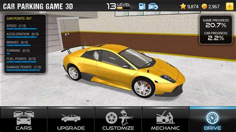 parking apk car parking 3d apk v1 01 082 mod unlimited coins for android apklevel