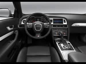 Audi A6 Dashboard 2009 Audi A6 Dashboard 1280x960 Wallpaper