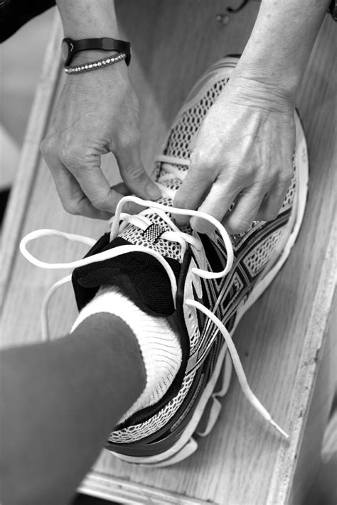 running room shoe fitting tip of the day properly shoes for optimal