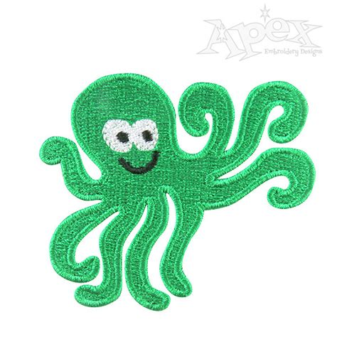 embroidery design sites octopus embroidery design