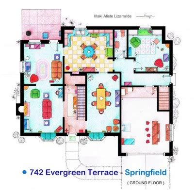 Carrie Bradshaw Apartment Floor Plan by Piantine Di Serie Tv E Film Famosi Il Post