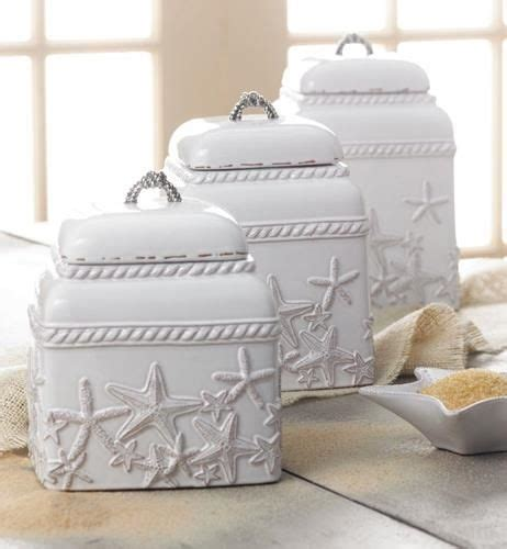 Coral Sparkling Canister Set Small 3 Pcs 337 best images about cottage l home on cottage style
