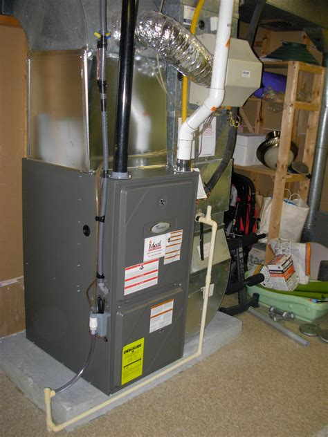 house furnace after new gas furnace whirlpool 96 ideal home comfort