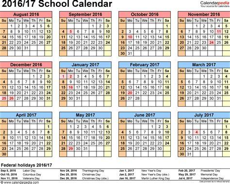 yo ms amos 2015 16 free printable school calendar