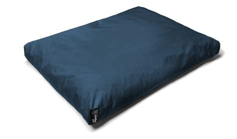 No Chew Bed by Large Rectangle Memory Foam Bed